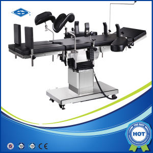 Surgical Equipment Electro-Hydraulic Operating Table pictures & photos