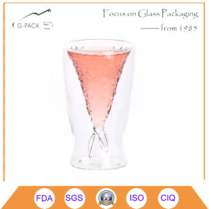 Wholesale High Borosilicate Reusable Glass for Red Wine pictures & photos