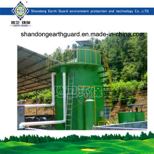 Vertical Flow Dissolved Air Flotation Sedimentation Equipment