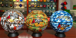 Basketball Customized Wear-Resisting Quality Cheap 8pieces 4#5#6#7# PU Sg5114 Camouflage Pattern Basketball