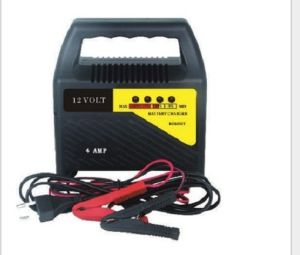 4A Good Quality Car Battery Charger