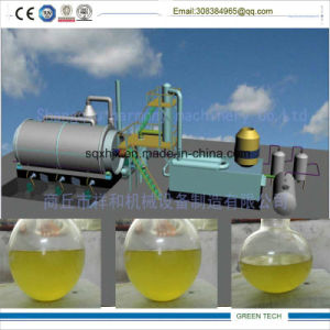 Pyrolysis Plastic to Oil Machine Recycle Plastic to Fuel Oil pictures & photos