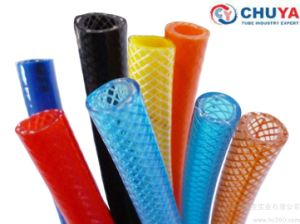 High Quality PU Braided Hose / PU Braided Hose pictures & photos