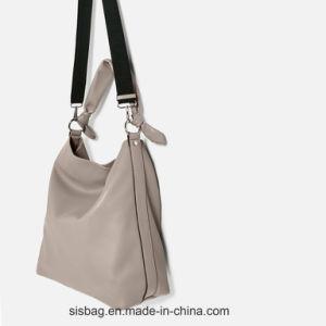 Trendy PU Bowknot Hobo Bag Women Shoulder Bag pictures & photos