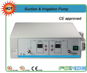Fn-P′750 Endoscopy Suction Irrigation Pump with CE pictures & photos