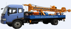 Improved Type Gl-II Truck Mounted Drilling Rig pictures & photos
