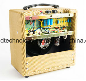 Harmonica Vacuum Hand-Wired Tube Guitar Amplifier 5W (G-5) pictures & photos
