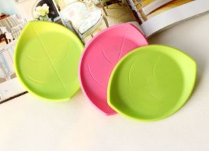 Hot Selling Houseware Flower Heat Protection Silicone Cup Mat pictures & photos