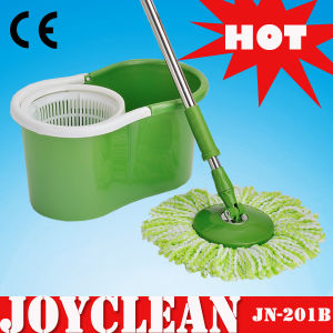 Joyclean Hand Pressing Mop Pole 360 Cleaning Magic Spin Mop (JN-201B) pictures & photos