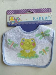 New Arrival Customized Cotton Baby Bib pictures & photos