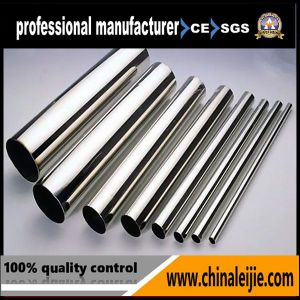 201 304 316 Stainless Steel Tube Pipe for Handrail pictures & photos