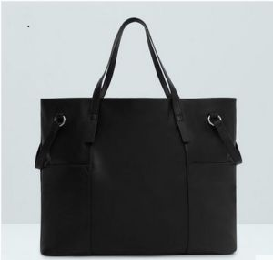 New Spring Black Color Tote Handbag Ladies Shopping Bag pictures & photos