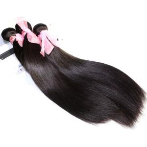 Top Quality 100% Hair Extension Malaysian Virgin Human Hair pictures & photos