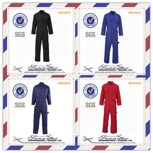 Long Sleeves More Color OEM Coverall pictures & photos