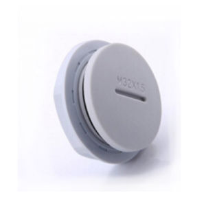 Nylon Screw End Cap for Pg M NPT Cable Gland pictures & photos