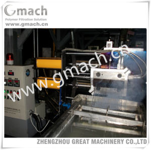 Continuous Screen Changer for ABS Recycling Granulator pictures & photos