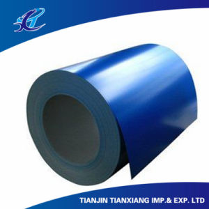 Steel Strip Color Coated Galvanized Steel Coil pictures & photos