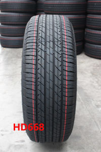 European Centificated High Quality Passenger Car Tire PCR Tire pictures & photos