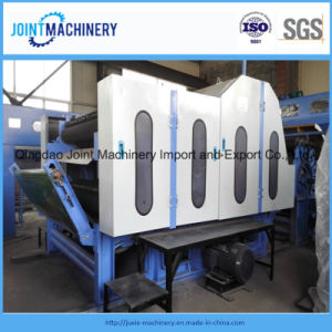 Nonwoven Single Cylinder Double Doffer Combing Machine pictures & photos