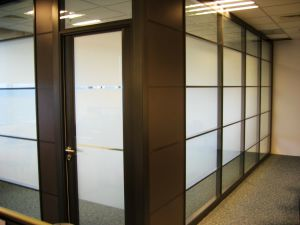 Glass Office Partition Walls pictures & photos