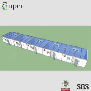 Large Cold Storage Steel Structure Building pictures & photos