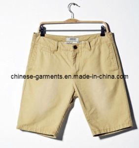 Wholesale Cotton Short Pants for Men, Wash Pants