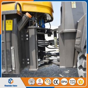 Hot Sale Road Construction Machine 1.0t Zl10 Mini Wheel Loader pictures & photos