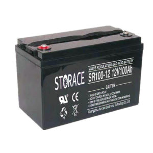 12V 100ah Battery, Dry Batteries for UPS pictures & photos