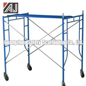 Mobile Working Platform Frame Scaffolding, Guangzhou Factory pictures & photos