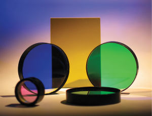 Fluorescence Bandpass Filters pictures & photos