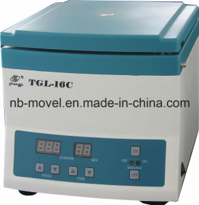 High Speed Centrifuge Tgl-16 pictures & photos