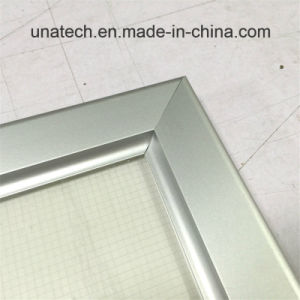 Aluminium Outdoor/Indoor Advertising/Ads/Ad Media Commomweal Frame Super Slim LED Lightbox pictures & photos