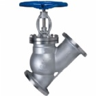 Y Type Globe Valve Bolted Bonnet pictures & photos