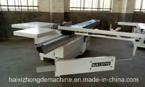 Top Precision Sliding Table Saw with Good Quality pictures & photos