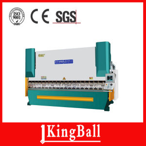We67k 600/6000 Electrohydraulic Synchronous CNC Press Brake pictures & photos