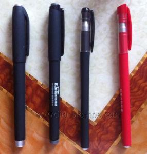 Custom Logo Promotional Items Cheap Gel Pen pictures & photos
