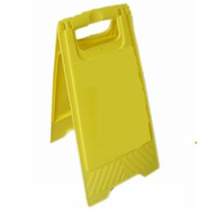 Plastic Wet Floor a Shape Customized Warning Board (JMC-402H) pictures & photos