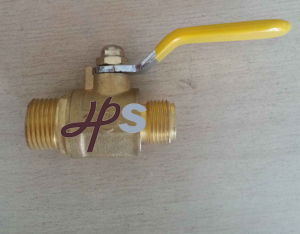 High Quality Cw617n Brass Gas Ball Valve pictures & photos