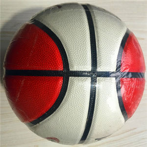 Basketball Customized Wear-Resisting Quality Cheap 8pieces 4#5#6#7# PU Basketball pictures & photos