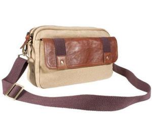 Canvas Shoulder Bag with Adjustable Strap (B732) pictures & photos