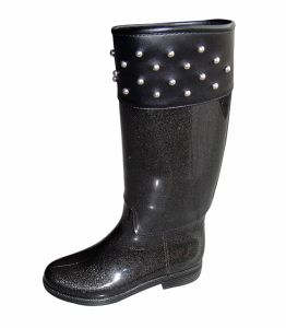PVC Riding Boots pictures & photos