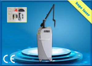 2016 Korea Medical Q Switch ND YAG Laser for Tattoo and Melasma Removal Machine pictures & photos