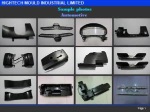 Auto Parts Plastic Toy Mold Injection Tool Mould Shoe Molding pictures & photos