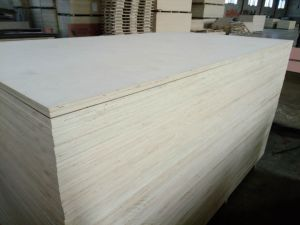 Okoume/Bintangor Faced Commercial Plywood for Furniture pictures & photos