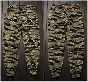 Camo Army Pants Men Trousers Military Style pictures & photos