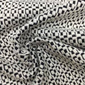 Jacquard P/Sp 96/4, 290GSM, Knitted Yarn Dye Fabric for Garment pictures & photos