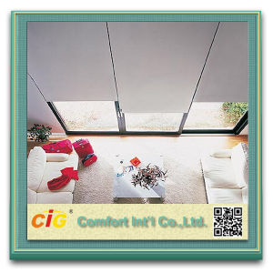 PVC Fiberglass Roller Curtain PVC Coated Fiberglass Fabric pictures & photos