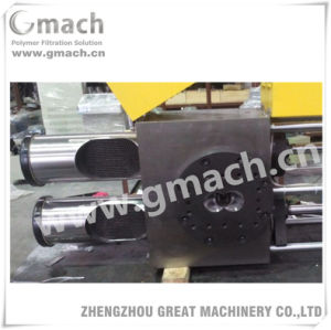 Double Piston Continuous Screen Changer for Plastic Extrusion Machine pictures & photos