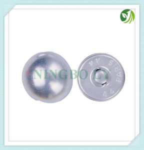 Metal Covered Mould Button pictures & photos