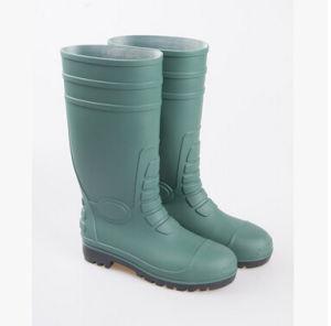 Industrial Men PVC Rain Boots Acid Resistant Ce Certification pictures & photos